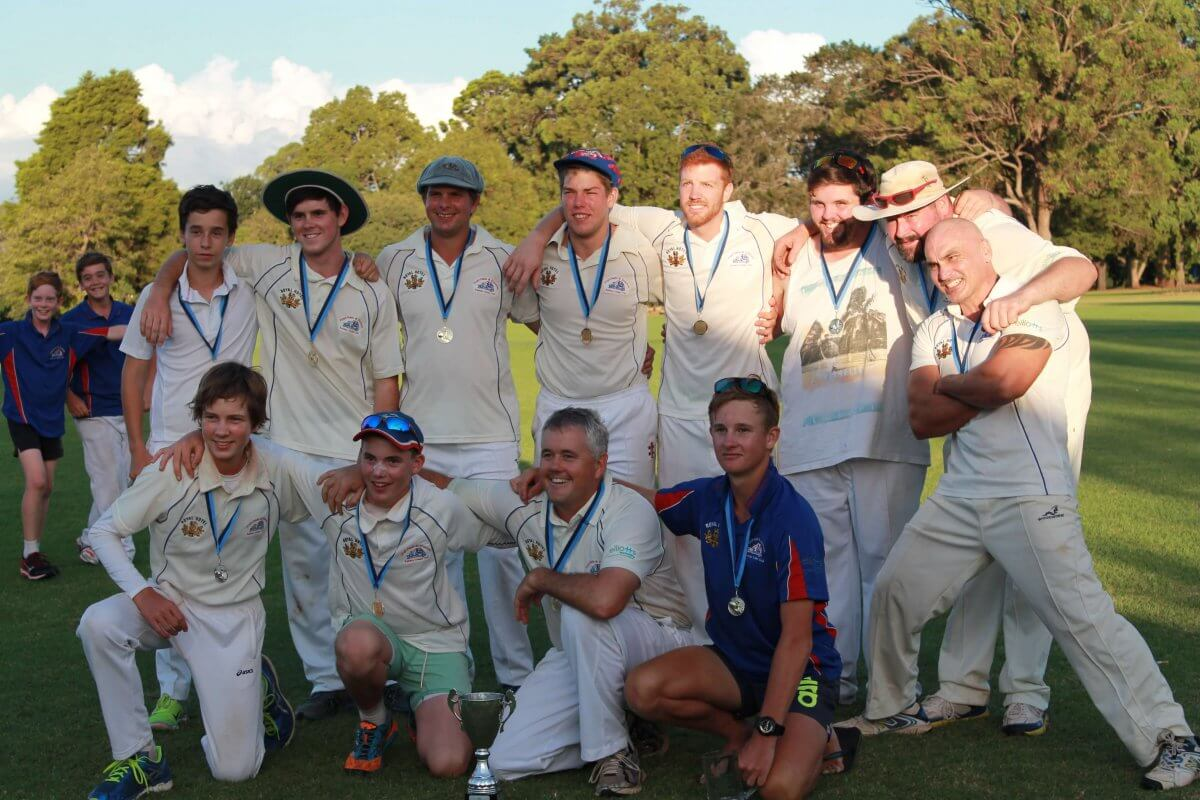 Highfields and Districts Railway Bulldogs Cricket Club Senior Cricket
