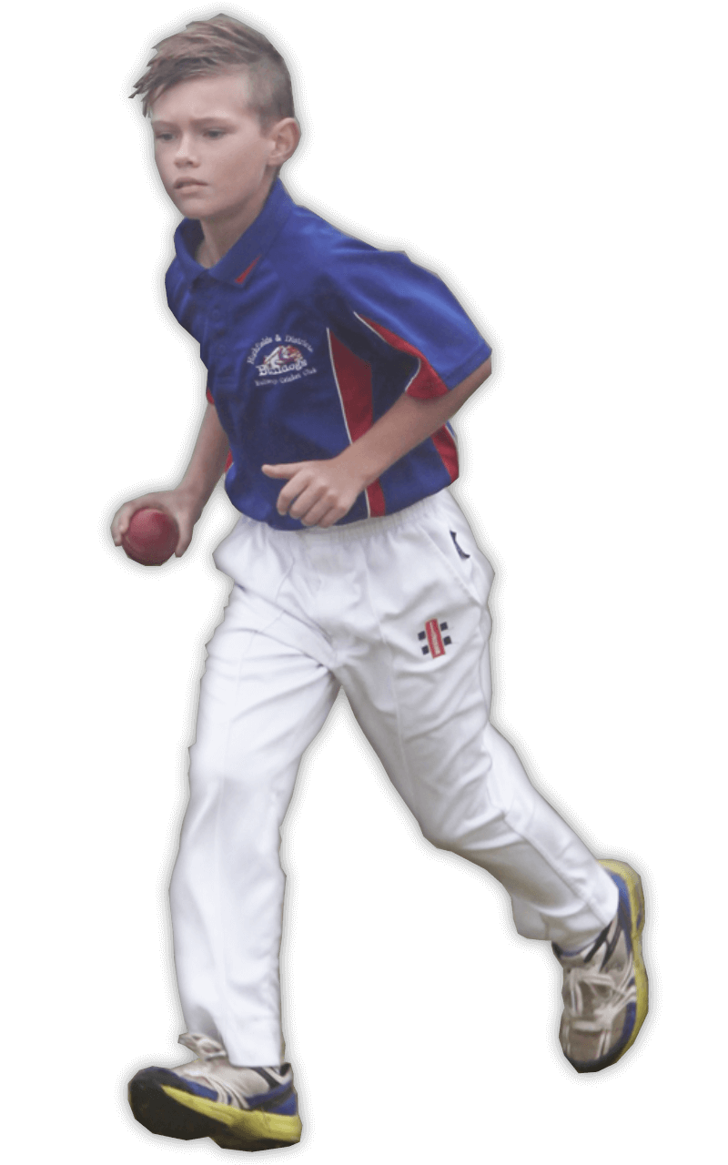 Highfields and Districts Railway Bulldogs Cricket Club junior representative cricket players